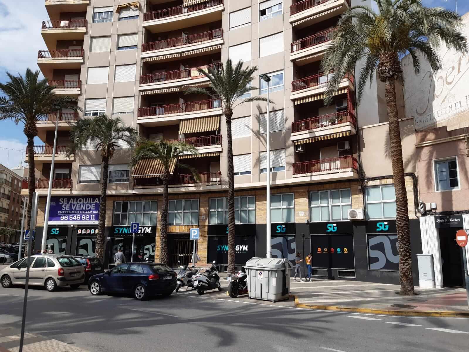 Plaza Crevillente 8, El Pla, Elche, ,Locales Comerciales,En Venta,Plaza Crevillente ,1102
