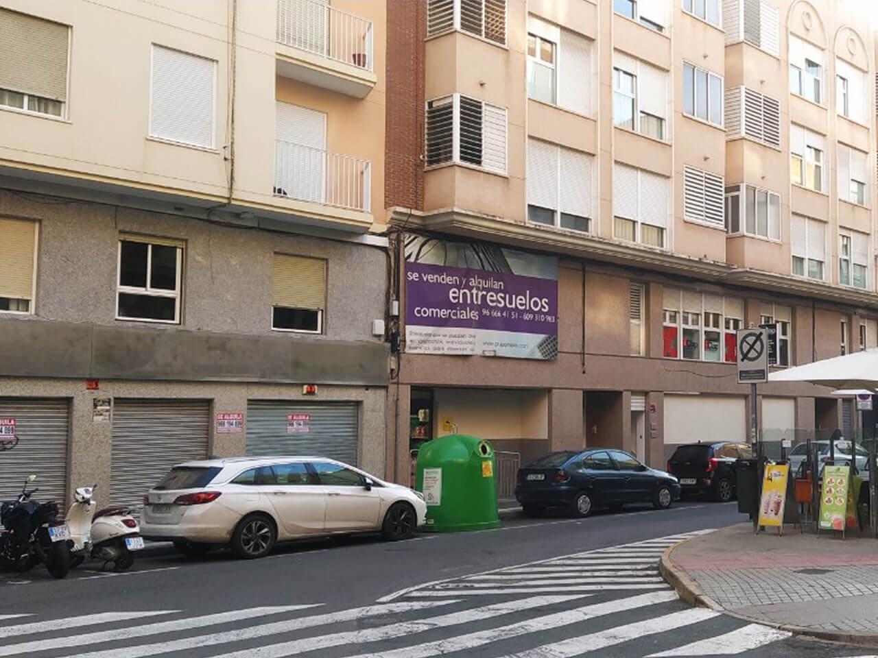 Benito Pérez Galdós 7, Centro, Elche, ,Locales Comerciales,En Venta,Benito Pérez Galdós,1017