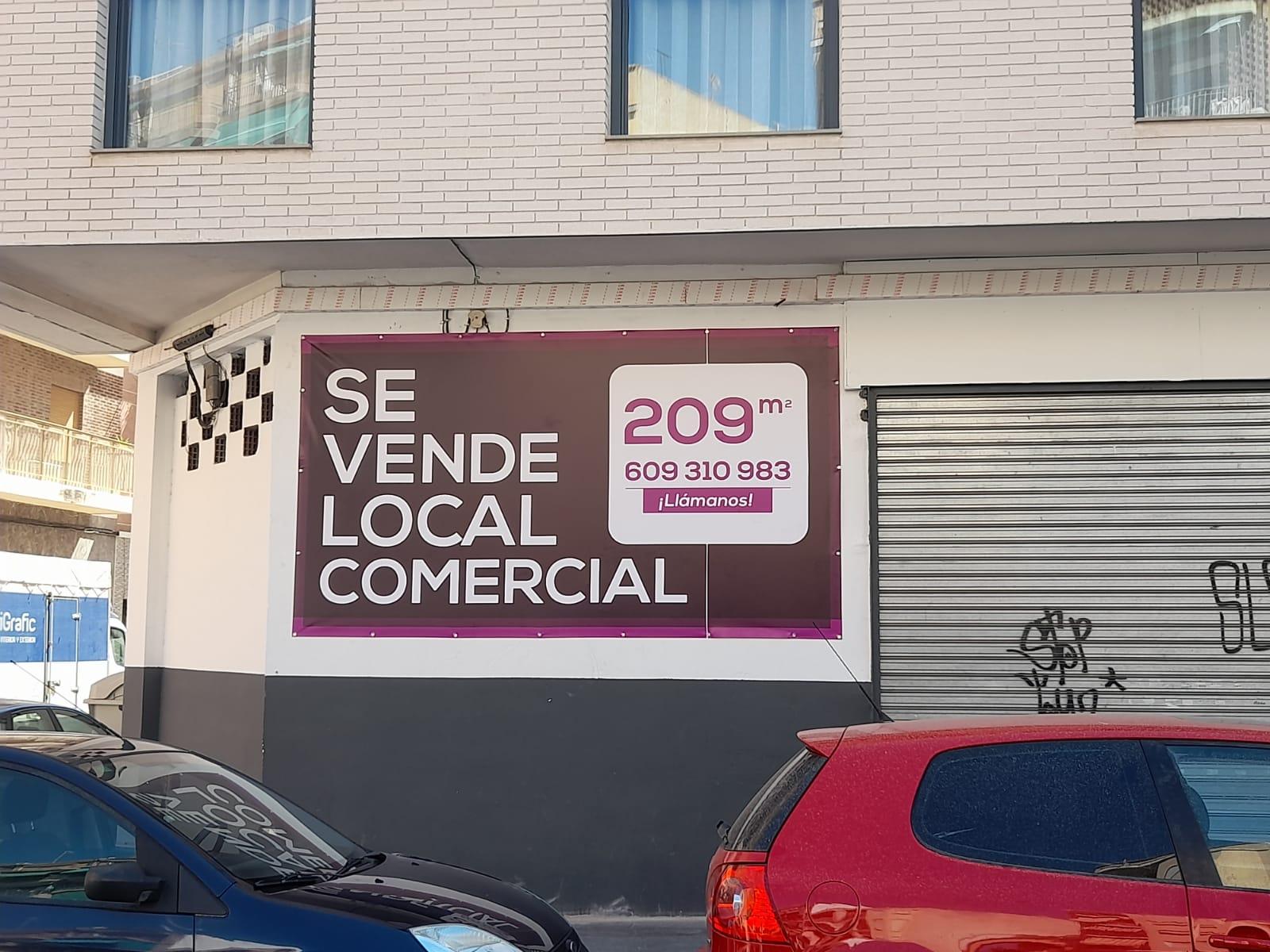 Leandro Soler Román 2, Carrús / Toscar, Elche, ,Locales Comerciales,En Venta,Leandro Soler Román,1023